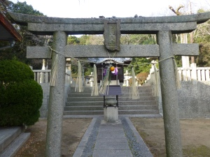 妙見山神社